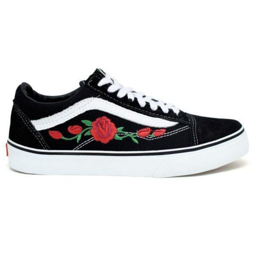 8fdb332f5 Tênis Vans Old Skool Floral - Comprar em Oh