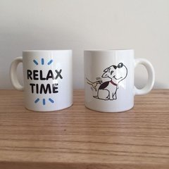 "Taza ""Relax Time"" - comprar online"