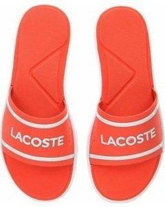 Ojota, Lacoste, Mujer, L.30 Slide 118 2 Caw, Coral