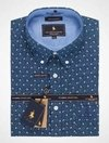 Polo Club, Camisa, Hombre, Magic W17023