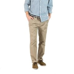 Pantalon, Gabardina, Oxford Polo Club, Hombre, Regata Beige