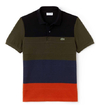 Chomba Lacoste Hombre Franjas Ph9367