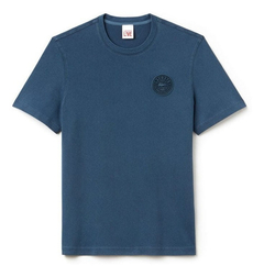 Lacoste Remera Hombre Logo Relieve Live Th0326