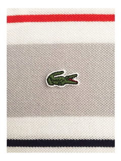 Lacoste Chomba Hombre Rayada Ph8415 - comprar online
