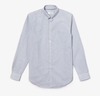 Camisa Lacoste Manga Larga Regular Fit Rayas Ch0432