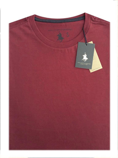 Remera Polo Club Lisa Escote Redondo Sunset - comprar online