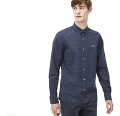 Lacoste Camisa Hombre Rayada Live Ch0135