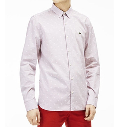 Lacoste Camisa Hombre Manga Larga Live Ch0127