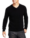 Sweater Polo Club Escote En V Negro Gris Y Azul