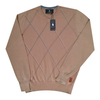 Sweater Polo Club Escote En V Hilo
