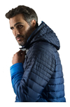 Campera Polo Con Capucha W19402 Azul Degrade