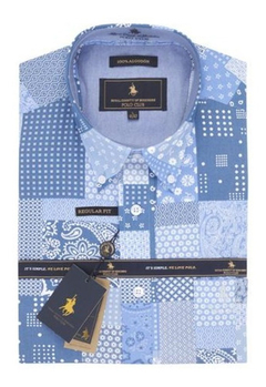 Polo Club Camisa Hombre Polo Club Trophy W16244