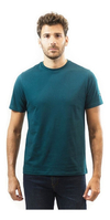 Polo Club Remera Manga Corta Hombre Sunset Aero Green
