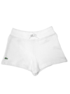 Short Deportivo Lacoste GF2700 Mujer