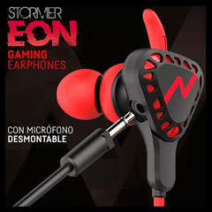 Auricular Gamer Noga Stomer Eon 2 - Micrófono Desmontable PC/PS4 - Full Technology