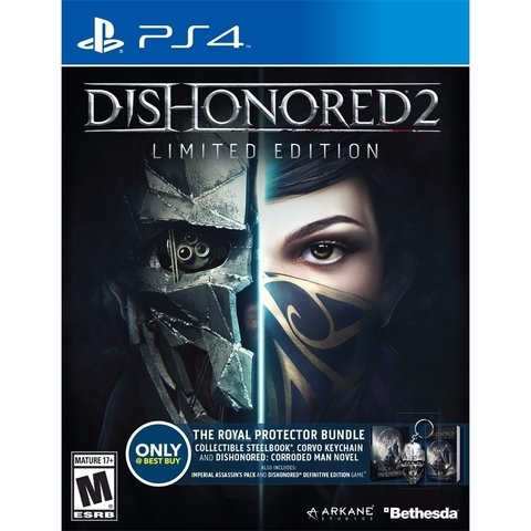 JUEGO Dishonored 2 PS4