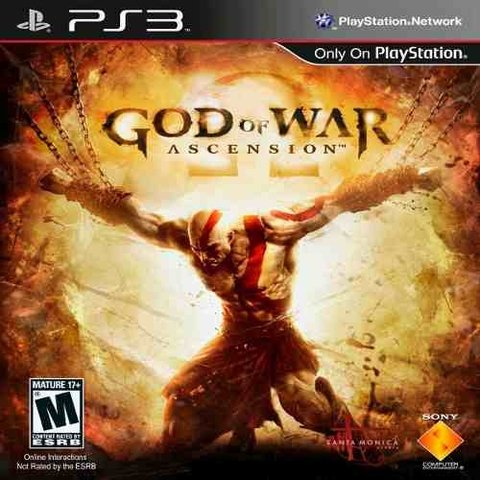 God Of War Acension Ps3