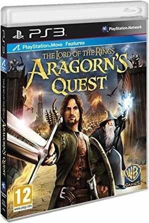 Lord Of The Rings Aragon´s  Quest Ps3