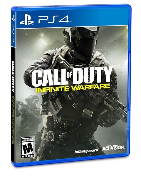 JUEGO Call of Duty Infinite Warefare PS4