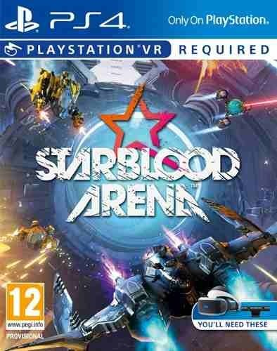 Star Blood Arena Ps4