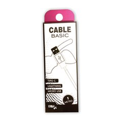 Cable Usb Basic- Uvah