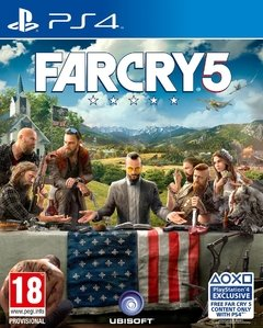 Farcry 5 Ps4