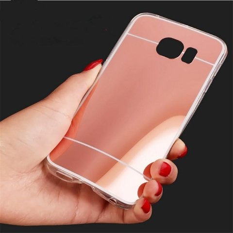 Funda Electro Mirror Tpu * iPhone 7/ 7+