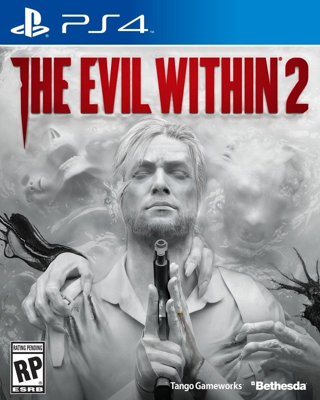 The Evil Withing 2 PS4