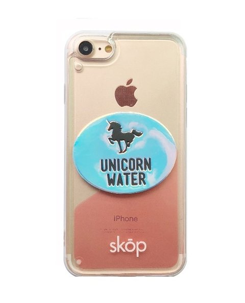 Funda Liquid Case con Sticker