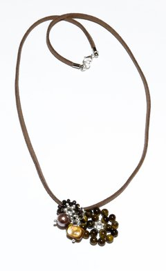 Amanda Necklace Double - buy online