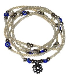 Necklace/Bracelet Sorte Zodiac Signs - Cancer (Pearl)