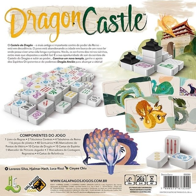 DRAGON CASTLE - comprar online