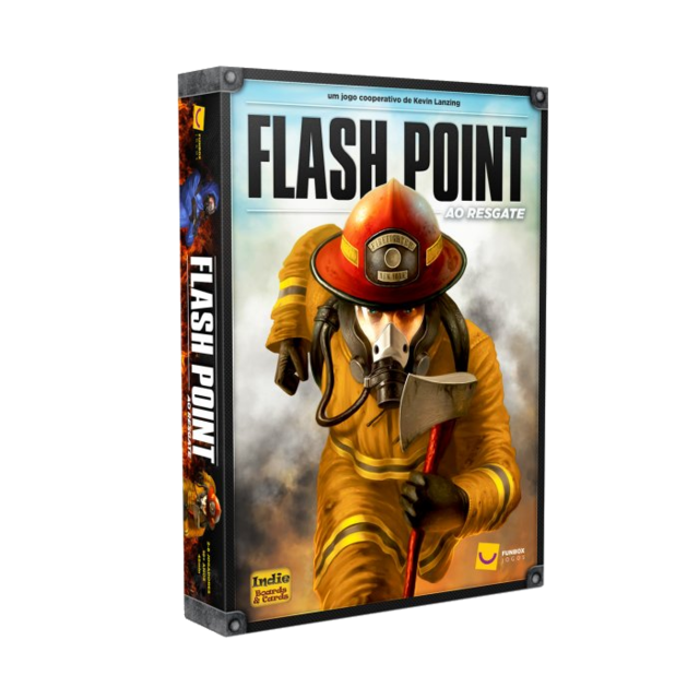 Flash Point Ao Resgate