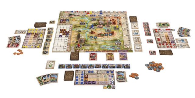 GREAT WESTERN TRAIL - comprar online