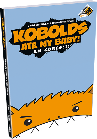KOBOLDS ATE MY BABY