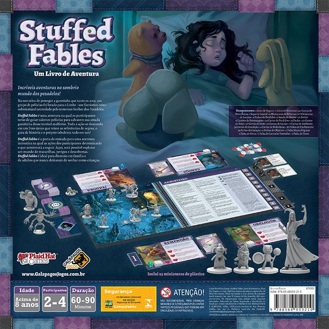 STUFFED FABLES - comprar online