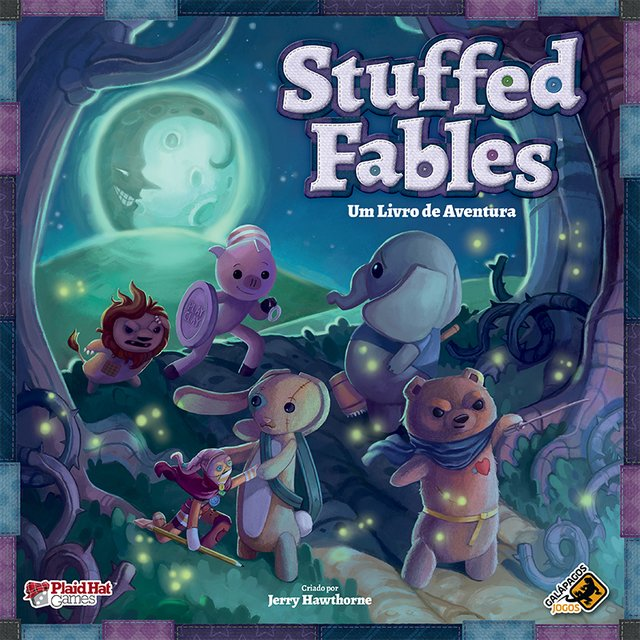 STUFFED FABLES na internet