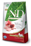 N&D Grain Free para Cães Frango e Romã Adult Mini