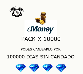 Emoney Pack 10000