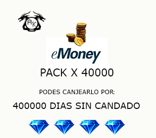 Emoney Pack 40000