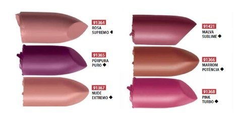 Batom Turbo Color Soul Kiss Me 3,5g - comprar online