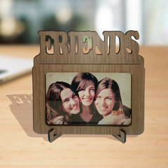 "Porta Retrato ""FRIENDS"""