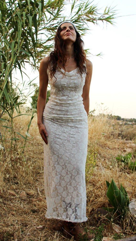 Vestido Noiva Simples Assim