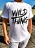 REMERA ESTAMPADA. WILD THING -  BLANCO en internet