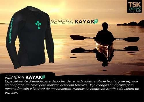 Remera  Thermoskin Kayak Neoprene 1.5mm - comprar online