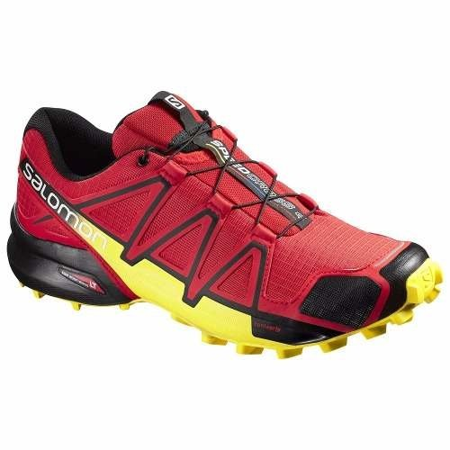 Zapatilla Salomon Speed Cross 4 381154 Hombre Running