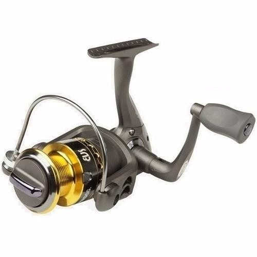 Reel Waterdog Evs2004 Pesca 4 Rulemanes