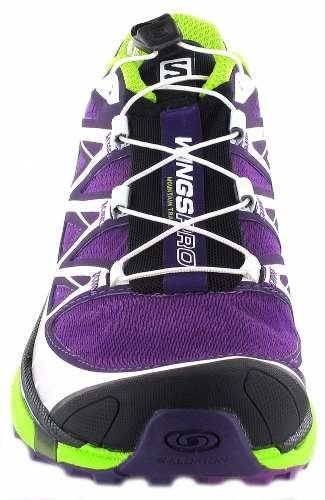 Zapatillas Salomon Wings Pro W - Mujer - Trail Running en internet