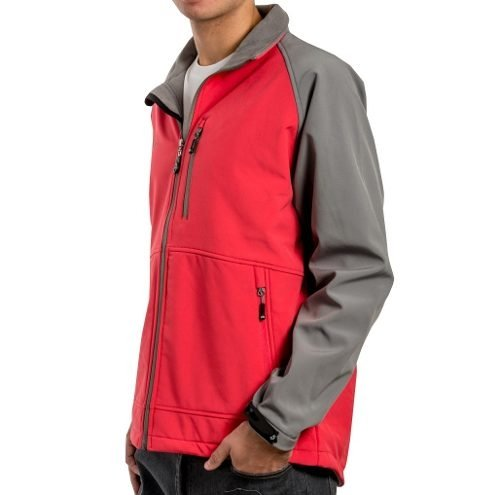 Campera Athix Softshell Cloud Men Hombre Respirable - comprar online