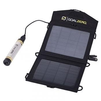 Bateria Portatil Recargable + Panel Solar Goal Zero Switch 8